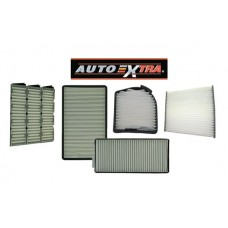 Auto Extra Cabin Air Filters