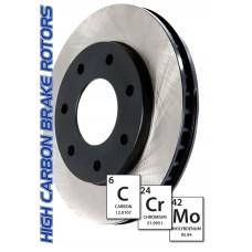 Centric Premium High Carbon Alloy Rotors