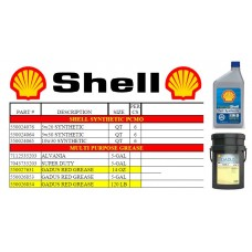 Shell Engine Oils & Lubricants