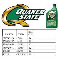 Quaker State Motor Oil