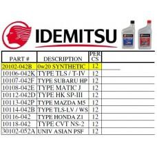 Idemitsu Oil & Fluids