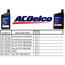 ACDelco Oils & Fluids