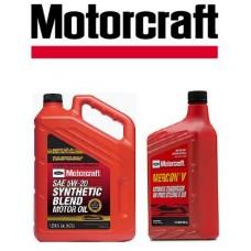 Motorcraft Oils & Fluids