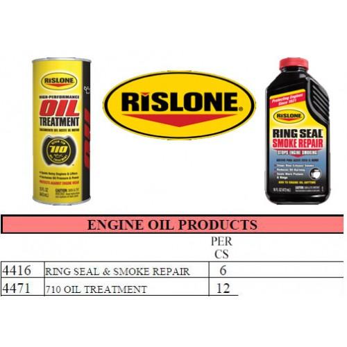 Rislone Oil Additives