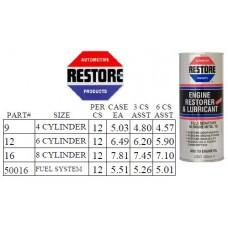 Restore Engine Restorer & Lubricant