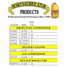 Howes Fuel Treatment