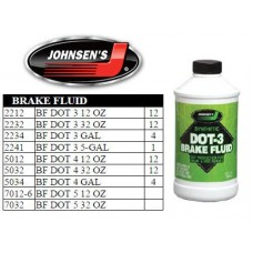 Johnsen's Brake Fluid