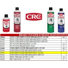 CRC Brake Chemicals