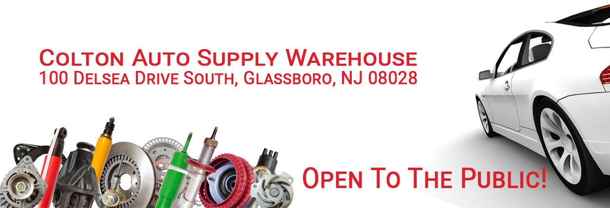 Colton Auto Supply Warehouse Event Footer Image